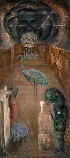 A Camelia for Anima — Leonora Carrington