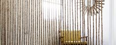 rope walls - Google Search