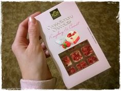 Confectionary chocolate - Rapsberry & Coconut