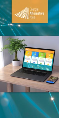 Energie Alternative - Sito Web Digital Marketing, Alternative