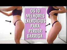 OS 10 MELHORES EXERCÍCIOS Para PERDER BARRIGA! [TOP 10 Definitivo] Variação de INICIANTE ao AVANÇADO - YouTube