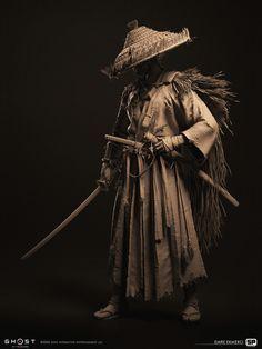 Samurai Poses, Most Beautiful Pictures, Cool Pictures, Sword Poses, Samurai Artwork, 3d Figures, Ghost Of Tsushima, Smoke Art, Samurai Tattoo