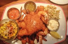 Fishers Fry - Farmers Fishers Bakers - Georgetown