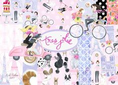 Tres Jolie preview  Rep by Pink Light Studio