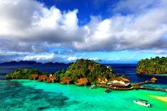 Pulau Misool, Papua Barat - Indonesia