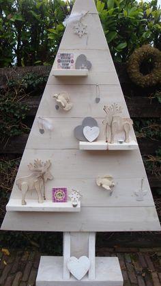 Bekijk de foto van dodge met als titel Kerstboom whitewash. Gemaakt door Leeuw-design en andere inspirerende plaatjes op Welke.nl.