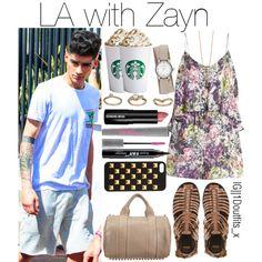 LA with Zayn
