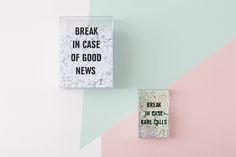 DIY BREAK IN CASE… | Make My Lemonade
