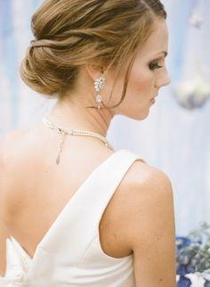 Earrings For Wedding Dress Ideas