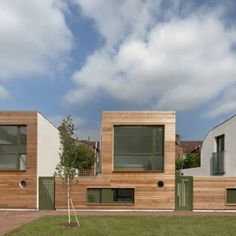 Social housing, Peter Barber Architects