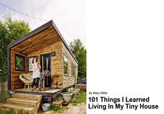 These are the professional photos taken October 2013 of the MiniMotives Tiny House. Tiny House Family, Tiny House Nation, Tiny House Trailer, Tiny House Plans, Tiny House On Wheels, Home Reno, Tiny Living, Timeline Photos, Small Spaces