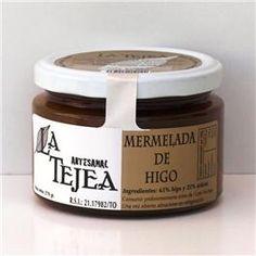 Mermelada de higo 270 ml Higos de la Sierra de San Vicente totalmente silvestres para una de las mejores mermeladas de La Tejea   Mermelada de higo La Tejea elaborada solo con ingredientes totalmente naturales y con un proceso plenamente artesanal.  http://www.selectosfragola.com/product/304/0/0/1/Mermelada-de-higo-270-ml.htm