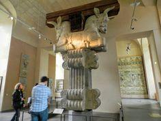 Na Janelinha para ver tudo: O Louvre dos assirios, babilonios, mesopotâmicos, ...