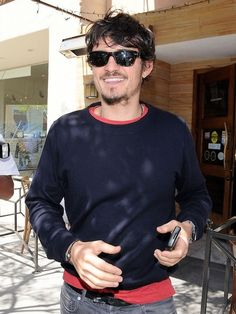 Orlando  Bloom with Persol - www.vingerhoets-optics.be