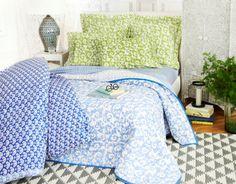 Roberta Roller Rabbit Quilt Big Cata in Aqua. $150. | Para la Casa ... : roberta roller rabbit quilts - Adamdwight.com