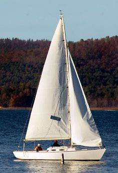 sailboats   There are many different kinds of sailboats. As a general rule, they ...