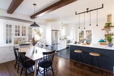 """""""When it comes to favorite rooms, I would probably say the kitchen. Both my husband and I love to cook and spend the most time in the kitchen whether it's cooking dinner together almost every night or hanging out with friends."""""""