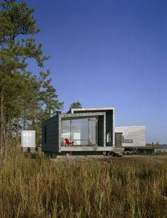 House on Hoopers Island by David Jameson Architect