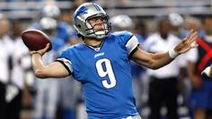Lions and Stafford Agree to Contract Extension — Matthew Stafford and the Lions agreed to a massive extension Tuesday to keep the QB in Motown