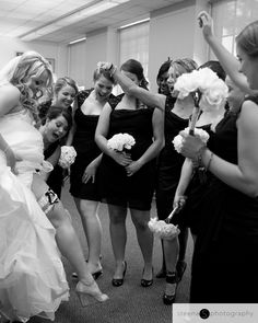 #Wedding #bridalparty