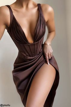 Glamouröse Outfits, Classy Outfits, Trendy Outfits, Elegant Dresses, Pretty Dresses, Beautiful Dresses, Ball Dresses, Evening Dresses, Prom Dresses