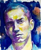 "Stunning ""Eminem"" Artwork For Sale on Fine Art Prints"