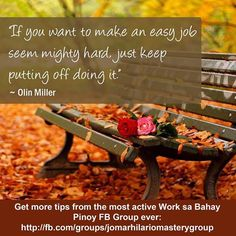 Easy Jobs, Pinoy, Thoughts, Group, Mom, Garden, Tips, How To Make, Garten