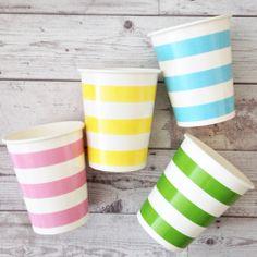 New paper cups! #lafiestadeolivia