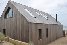 Kebony's sustainable alternative hardwood timber cladding is unique sustainable and hardy timber that is created by converting fast-growing softwood.