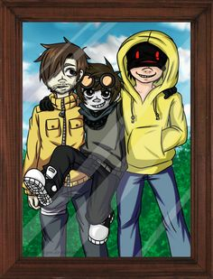 XD I'm surprised that he has a framed picture of his proxies hahaha glad to be able to submit another creepypasta/. The Proxies Creepypasta Ticci Toby, Creepypasta Proxy, Creepypasta Cute, Jeff The Killer, Anime Fnaf, Kawaii Anime, Creepy Pasta Family, Laughing Jack, Art Corner