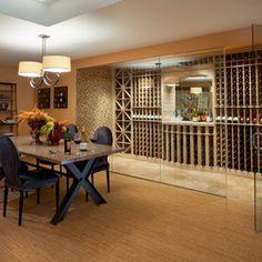 Wine Tasting Room Design Furniture   6,646 tasting room Wine Cellar Design Photos