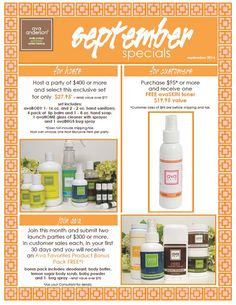 Want to get in on living cleaner??? Order this month and get this great deal! avaandersonnontoxic.com/jennpowell