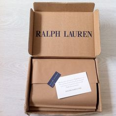 ralph lauren packaging - Google Search