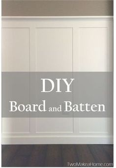 30 diy board and batten, foyer, how to, wall decor, woodworking projects