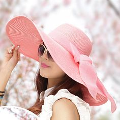 Sombrero Flojo ( Hilo ) - Mujer - Cosecha/Casual - EUR € 9.99