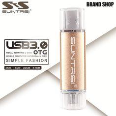 $4.56 (Buy here: https://alitems.com/g/1e8d114494ebda23ff8b16525dc3e8/?i=5&ulp=https%3A%2F%2Fwww.aliexpress.com%2Fitem%2FSuntrsi-USB-Flash-Drive-64GB-OTG-USB-3-0-Pendrive-High-Speed-Metal-USB-Stick-Pen%2F32665512243.html ) Suntrsi USB Flash Drive 64GB OTG USB 3.0 Pendrive High Speed Metal USB Stick Pen Drive Customized Logo USB Flash Pendrive 64GB for just $4.56