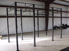 Now that's a crossfit cage