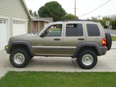 Jeep Liberty Mods | Its-all-upgrade's 2004 Jeep Liberty in Live Oak, CA