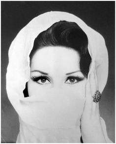April Ashley was a successful model, appearing in Vogue and photographed by David Bailey, when in 1961
