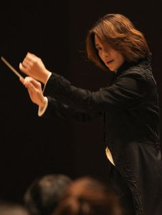 Tomomi Nishimoto, Japanese conductor