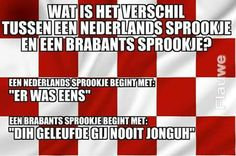 Brabants sprookje Funny Phrases, Funny Quotes, Dutch Quotes, Love Me Quotes, Eindhoven, Funny Babies, Cool Words, Fairy Tales, Hilarious