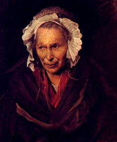 theodore gericault Mad Woman with a mania of envy