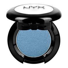 NYX Cosmetics Hot Singles Eye Shadow in Electric, $5; nyxcosmetics.com