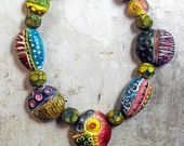 MargitB Handmade Beads от MargitBoehmer на Etsy