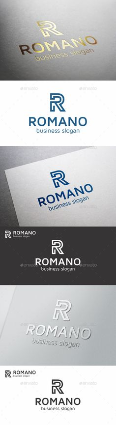 R Letter Monogram Logo – can be used by design professionals and photography for businesses of all kinds, among other uses. Its design is very simple and is easy to configure. Is a multipurpose logo. This logo that can be used by multi media developers, design agencies, web designers, financial and capital, insurance company, software companies and applications, etc. Great logo template suitable for companies whose name starts with the letter R.