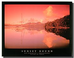 Bring the beauty of nature to your home décor by getting home this ocean sunset bound landscape nature. This contemporary style wall art will speak volumes about your interest in beauty and tranquility of nature. It will make a fabulous gift for those who may inspire by the tranquility of nature. It is made of using high quality paper with premium eco-solvent inks which will definitely pop off the wall with its stunning clarity and color accuracy.