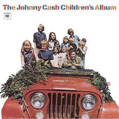Johnny Cash - The Johnny Cash Children's Album (CD)