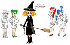 witch 5 saolir moon - Buscar con Google