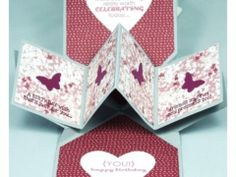 Arty Paper Crafters: Independent UK Stampin' Up Demonstrator - Part 3