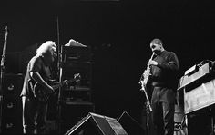 Hear the Grateful Dead's 'Estimated Prophet' With Branford Marsalis   Music News   Rolling Stone